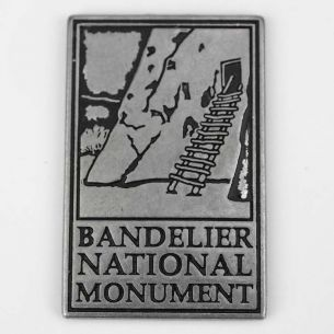 Bandelier National Monument Collectible Token