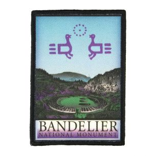 Bandelier National Monument Patch - Logo