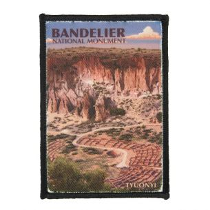 Bandelier National Monument Patch - Tyuonyi Village