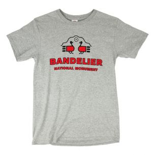 Bandelier National Monument Talking Turkeys T-Shirt