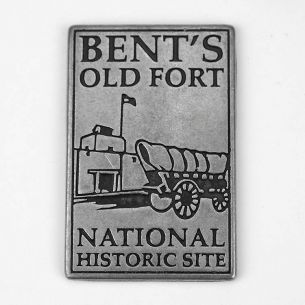 Bent's Old Fort National Hist. Site Collectible Token