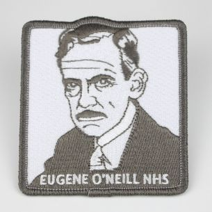 Eugene O'Neill National Hist. Site Patch - Portrait