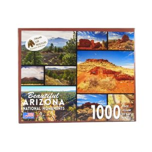Flagstaff National Monuments Puzzle - Frank Ruggles