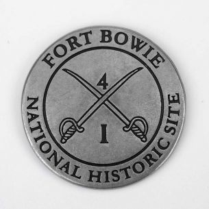 Fort Bowie National Hist. Site Collectible Token