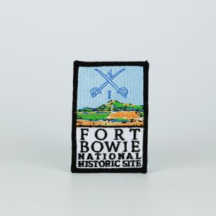 Fort Bowie National Hist. Site Patch - Logo