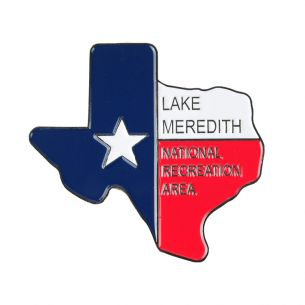 Lake Meredith National Rec. Area Magnet - Texas