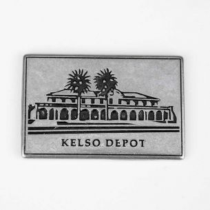 Mojave National Preserve Collectible Token- Kelso Depot