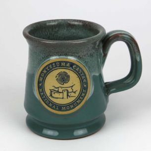 Montezuma Castle National Monument Footed Mug