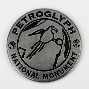 Petroglyph National Monument Collectible Token