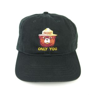Smokey Bear Ball Cap