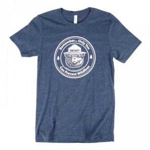 Smokey Bear Logo T-Shirt
