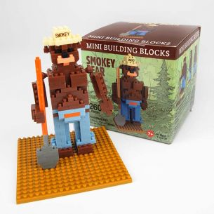 Smokey Bear Mini Block Set