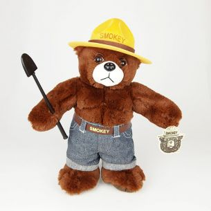Smokey Bear Plush Toy