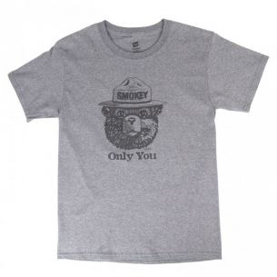 Smokey Bear Portrait T-Shirt