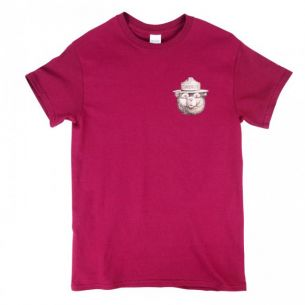 Smokey Bear Scroll T-Shirt